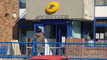 À Saint-Laurent-Blangy, le bureau de Poste continue d'accueillir les clients - La Voix du Nord
