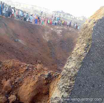 [ICYMI] AKURE EXPLOSION: I didn't know I was carrying explosives —Truck driver - Vanguard