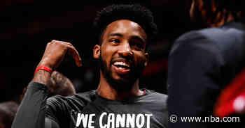 Derrick Jones Jr. Discusses NBA 2K Players Tournament & More