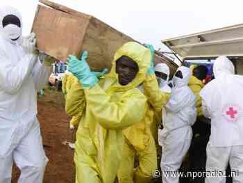 'Angst dat corona tweede ebola is' - NPO Radio 1