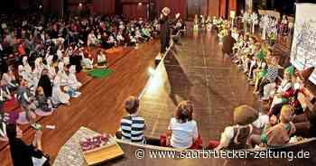 Kinder der Musikalischen Früherziehung führten Musical in Merzig auf - Saarbrücker Zeitung