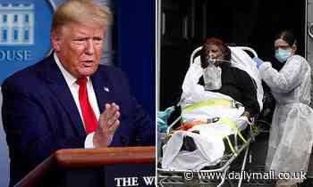 Donald Trump says ALL uninsured people will get free coronavirus treatment