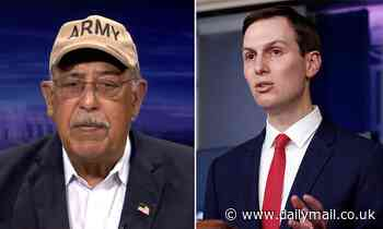 Hurricane Katrina hero Gen. Russell Honore tears into Jared Kushner's claim about medical stockpile