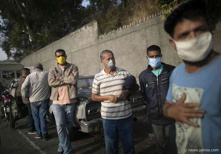 AP Sources: Shipping tycoon helps Venezuela in quest for gas