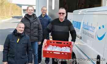 Zum Abschied eine Brotzeit spendiert - Region Schwandorf - Nachrichten - Mittelbayerische