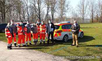 Johanniter helfen in der Corona-Krise - Region Schwandorf - Nachrichten - Mittelbayerische