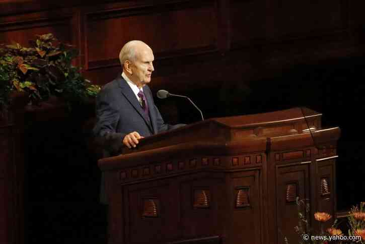 Mormons hold signature conference virtually due to pandemic