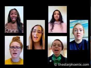 COVID-19: U of S Greystone Singers go digital for year-end concert