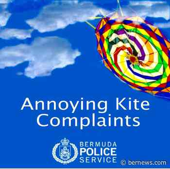 Police Advisory On Kite Flying & Complaints - Bernews