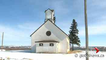 Historic Battleford church might not survive another decade
