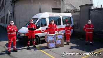La Croce Rossa di Villasanta dona 100 mascherine e 200 occhiali di protezione all'ospedale San Gerardo - Monza Today