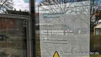 Schrobenhausen: Hallenbad beendet die Saison - Landkreisbetriebe planen Wiedereröffnung für 9. September - donaukurier.de