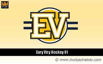 Hockey sur glace : D2 : une arrivée à Evry/Viry - Transferts 2020/2021 : Evry / Viry (EVH91) - hockeyhebdo Toute l'actualité du hockey sur glace