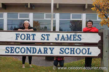 End of spring-break update from Fort St. James Secondary School - Caledonia Courier