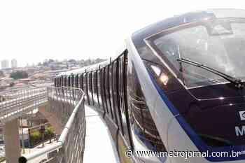 Avenida Ragueb Chohfi será interditada para obras da Linha 15 Prata do Metrô - Metro Jornal