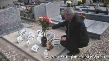Coronavirus : à Friville-Escarbotin, des pompes funèbres fleurissent les cimetières à la place des famille - France 3 Régions