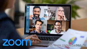 Zoom: Meeting-App – Datenschutz bei Video-Konferenz-Tool katastrophal? - COMPUTER BILD