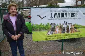 """Jeanneke (94) verkoopt nog volle bak dierenvoer: """"Tijdelijk ... (Grobbendonk) - Gazet van Antwerpen"""