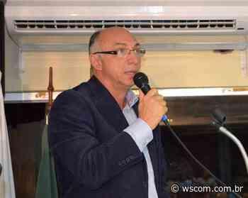Vale do Piancó Audiberg Alves deixa PSB e disputará prefeitura de Itaporanga pelo PDT - WSCom online