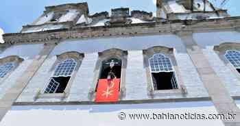 Senhor do Bonfim: imagem do santo vai percorrer ruas de Salvador nesta sexta - Bahia Noticias - Samuel Celestino