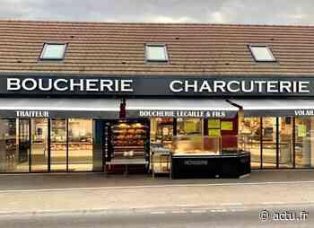 Yvelines. La boucherie Lecaille à Ablis livre 15kg de viandes à domicile - actu.fr