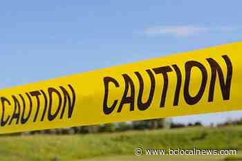 Mill Bay strata using yellow caution tape to tie neighbourhood together during crisis - BCLocalNews