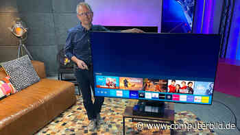 Samsung Q95T: Der günstige Top-Fernseher im Test