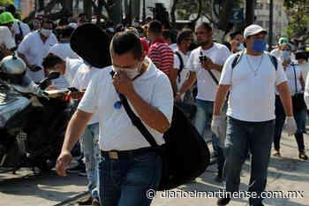 Perote suspende toda actividad - Diario el Martinense