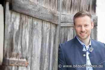 Unterallgäu: Alex Eder ist neuer Landrat - Memmingen / Unterallgäu - B4B Schwaben