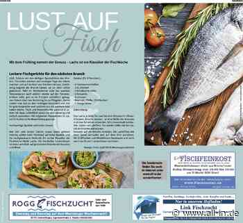 Rezepte: Uns schmeckts - Fisch - Memmingen - all-in.de - Das Allgäu Online!
