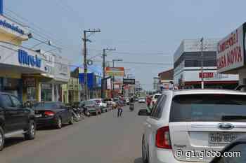 Prefeitura de Ariquemes, RO, divulga novo decreto e reabre parte do comércio - G1