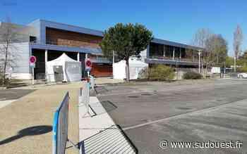 Landes : le centre Covid de Biscarrosse est opérationnel - Sud Ouest
