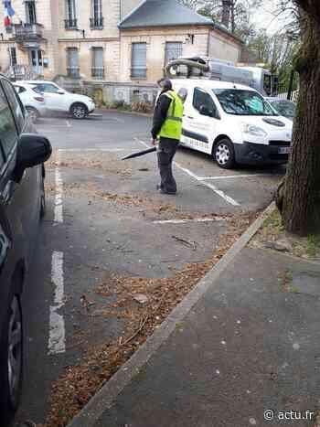 Coronavirus en Seine-et-Marne. Les Ehpad de Claye-Souilly dépistées et renforcement du nettoyage de la ville - actu.fr
