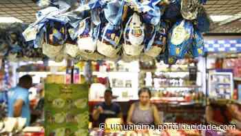 Lojas de chocolate poderão reabrir em Umuarama, anuncia prefeito durante live - ® Portal da Cidade   Umuarama