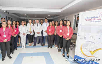 Hospital Santa Rosa de Viterbo, excelencia en emergencias médicas - Periodico a.m.