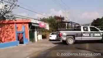 Matan a comandante de la policía de Jaral del Progreso, Guanajuato - Noticieros Televisa