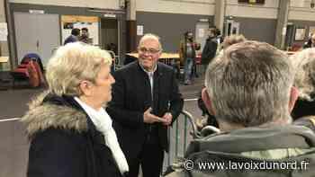 précédent À Linselles, victoire de Paul Lefebvreavec 72,40% des suffrages - La Voix du Nord