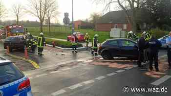Bedburg-Hau: Zeitplan für Ampel an Unfallkreuzung steht - WAZ News