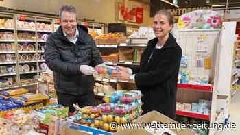 Corona-Einkaufsservice: Wetterauer Bürgermeister packt mit an | Karben - Wetterauer Zeitung