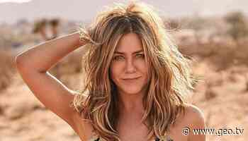 For Jennifer Aniston, staying at home is no challenge - Geo News