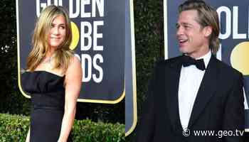 Brad Pitt attracts back Jennifer Aniston with one positive gesture - Geo News