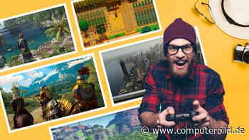 Virtuelle Ferien: Diese Games sind fast wie Urlaub