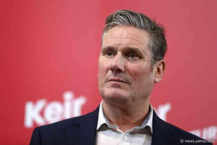 U.K. Labour Picks 'Safe' Keir Starmer as a Life-Raft in a Storm