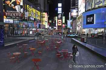 A gentler Gotham? NYers anxiously wait out coronavirus