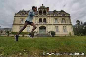 Montlouis-sur-Loire (France) (AFP). Yosi Goasdoué, coureur confiné au château - Le Courrier Cauchois