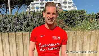 Montpellier : Julien va courir un marathon dans son jardin pour la bonne cause - Midi Libre