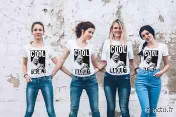 Coronavirus. Montpellier : des T-shirts à l'effigie du professeur Raoult pour financer la santé publique - actu.fr