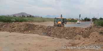 Chocope cierra sus fronteras con montículos de arena para evitar contagio del coronavirus - La Industria.pe