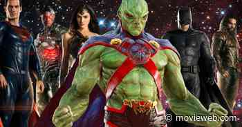 Martian Manhunter Teased in the Latest #ReleaseTheSnyderCut Images from Justice League