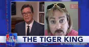 Tiger King Gets a Hilarious Joe Exotic Impression from Thomas Lennon